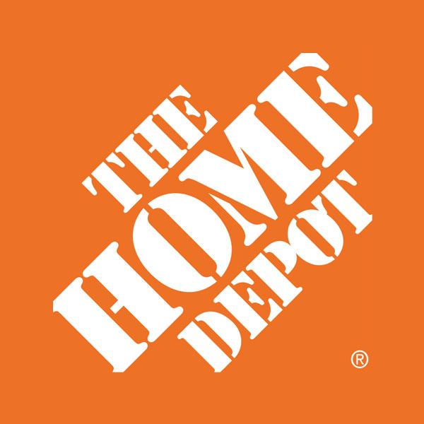 retailer logos homedepot